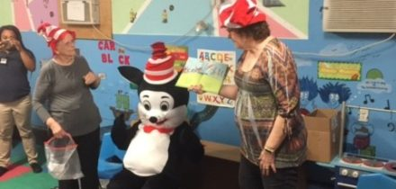 The Cat in the Hat Visits Sugar N Spice Daycare Center