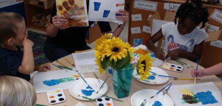 Meet the Masters Preschool Arts Program