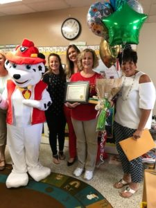 ELC of North Florida Announce 2017 Preschool Teacher of the Year